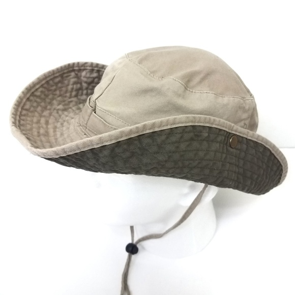 9ceb7c803b4703 Free Authority Outdoors Other - Free Authority Boonie Cargo Safari Hat Sz L